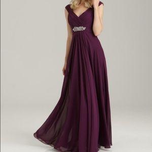 Allure Bridesmaid 1334 Dress